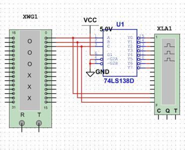 数字电路虚拟实验教学系统